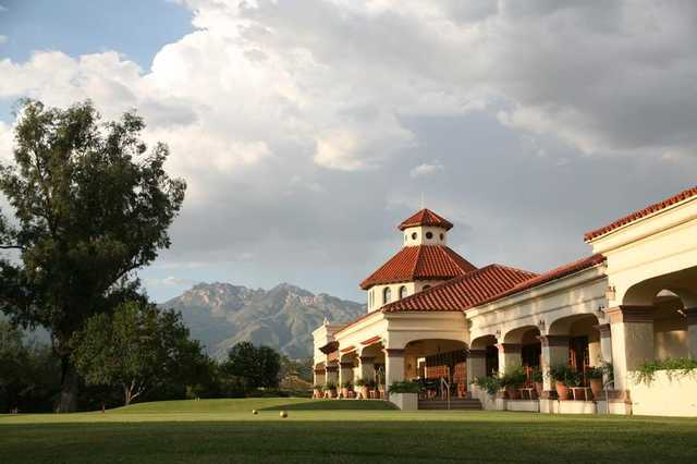 Tucson loan chest country club