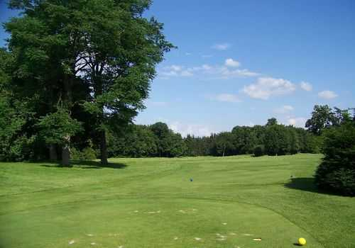 Leading golf courses