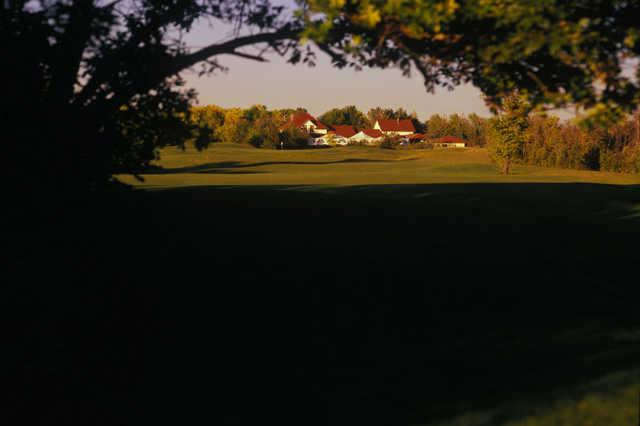 Moon lake golf wedding