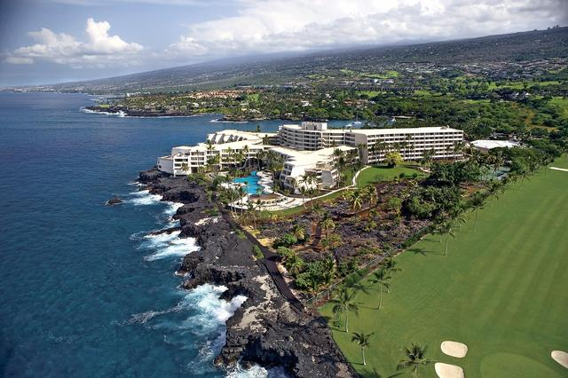 Sheraton Kona Resort Spa At Keauhou Bay A Bigtime Resort On - Sheraton hawaii