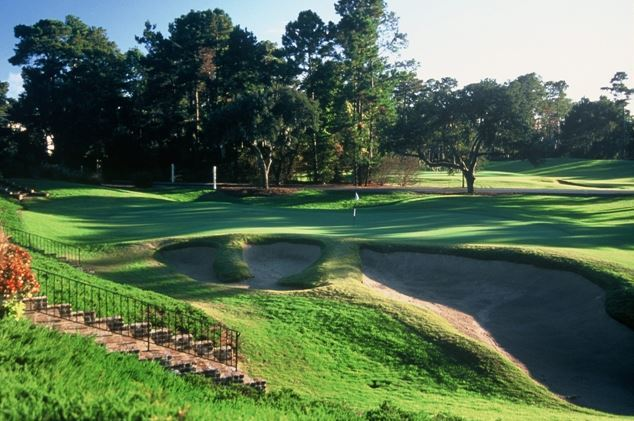 Caledonia Golf And Fish Club Myrtle Beach Sc