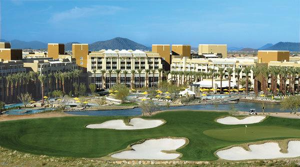 JW Marriott Desert Ridge in Phoenix AZ reasons to stay  Golf Advisor