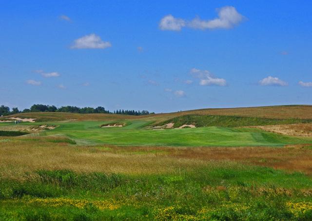 Photos Of Erin Hills Host Course Of The US Open Golf Advisor - Erin hills us open map