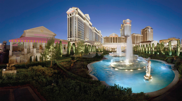 Caesars Palace Las Vegas Is One Of The Most Recognizable Hotels On Strip