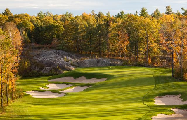 Beautiful Golf Courses