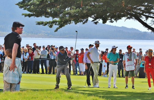 The Pebble Beach AT&T Pro-am