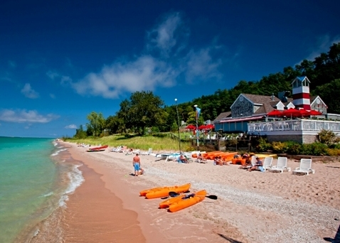 Traverse City Hotels Near The Beach