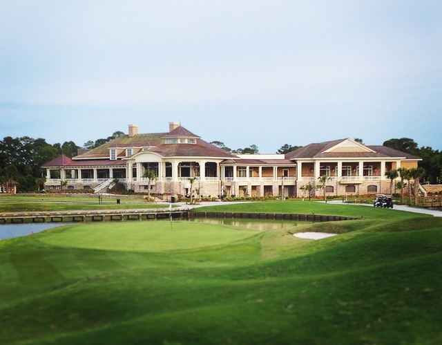 Sea Pines Golf Courses Hilton Head Island