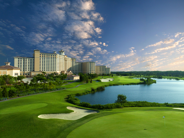 Shingle Creek G C Delivers In The Heart Of Orlando Golf