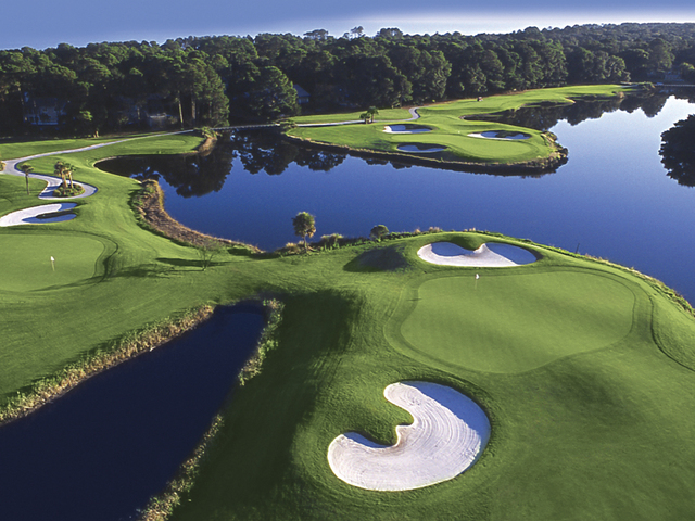 In Hilton Head For The Rbc Heritage Play These Courses