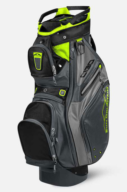 The Re Designed Sun Mountain C 130 Cart Golf Bag