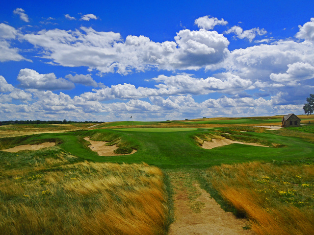 Erin Hills Closes To Prep For US Open Golf Advisor - Us open erin hills map