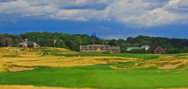 Erin Hills Closes To Prep For US Open Golf Advisor - Erin hills us open map