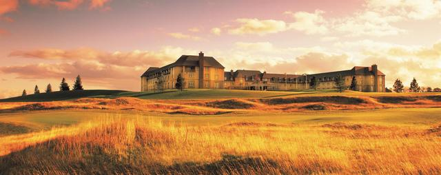 The Fairmont St Andrews Has Plenty Of Room On 520 Acres And All Best
