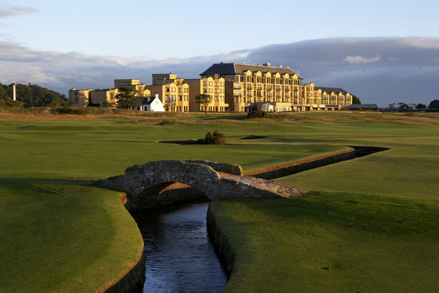 At Kohler S Old Course Hotel Five Star Accommodations Accent The One Of