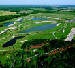 An aerial view of Virginia Beach National, formerly the TPC of Virginia Beach.