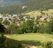 At an altitude of over 1,000 meters, Correncons de Vercors Golf Club is nestled in the French Alps.