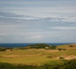 The double green at Bandon Dunes Golf Resort's Old Macdonald course.