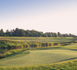 Robert Trent Jones Sr.'s Great Blue course headlines one of two 18-hole courses at Heron Lakes Golf Club.