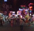 The famous Walking Street in Pattaya, Thailand.