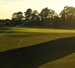 Like at St. Andrews, you can look back on No. 1 from the 18th at Grand Cypress Golf Club's New Course.