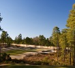 The eighth hole on Pinehurst No. 8.