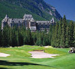 The 700-plus room Fairmont Banff Springs is one of golf's most recognized hotels.