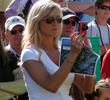 Fox News anchor Ainsley Earhardt was the first tee MC at the Hootie & the Blowfish Monday After the Masters Pro-Am.