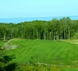 Marquette Golf Club's Greywalls Course is one of the most scenic Michigan courses.