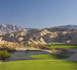 A view from the sixth tee at Conestoga Golf Club in Mesquite, Nev.