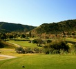 Considered the signature hole at Sycuan Resort, the fourth hole at Willow Glen heads downhill from an elevated tee box.
