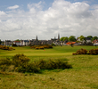 Leven Links in Fife was an Open Championship qualifying site through 2005.