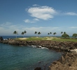 The South Course at Mauna Lani Resort is known for its signature par-3 15th hole.