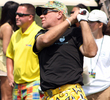 Colorful celebrities and pros such as John Daly are part of the action at the Hootie & the Blowfish Monday After the Masters.