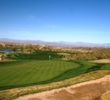SunRidge Canyon Golf Club can be a demanding golf course. The par-4 18th is no exception.