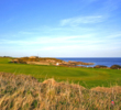 The Craighead Links is set on a clifftop location in the East Neuk of Fife.