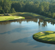 International World Tour's Open nine features replicas of the par-3 17th at TPC Sawgrass and the par-5 15th at English Turn.