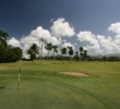 The third hole on the Ocean Course at Rio Mar Country Club is a long par 5.
