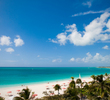 Grace Bay Beach is the main attraction on Providenciales, an island in Turks & Caicos.