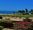 The 14th green at Cabo Real Golf Club will move left and closer to the shore.