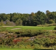The second hole introduces the tough par 3s at Oak Bay Golf & C.C. in Port Severn, Ontario.