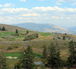 The Golf Club at The Rise is carved into the hillside about 1,100 feet above Vernon, B.C.