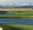 The Bridges Golf & C.C. offers views of the San Juan Mountains, Horsefly Mountain and Grand Mesa.