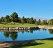 Desert Pines has the feeling of a traditional country club nestled into the pine-forested hills of North Carolina.