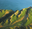 Tom Doak used fingers of land to create Cape Kidnappers on New Zealand's North Island.