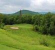 "The 183-yard third hole on the Le Geant golf course at Mont Tremblant Resort is called ""Evaluation."""