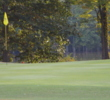 No. 13 opens a stretch of pretty holes at Stumpy Lake Golf Course which run alongside Stumpy Lake in Virginia Beach.