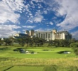The AT&T Oaks Course at TPC San Antonio sits in the shadow of the JW Marriott San Antonio Hill Country Resort.