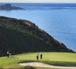 There aren't many munis that have views like no. 3 on the North Course at Torrey Pines.