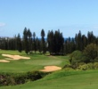 From the first hole, you get the sense of the Plantation Course's awesome views and slopes.